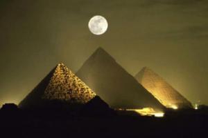 Logo para o Egito?